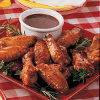 Zesty Chicken Wings