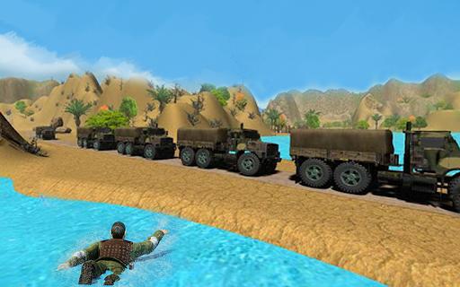 Commando Navy Agent - Encounter Killing Mission 3D 1.0 screenshots 2