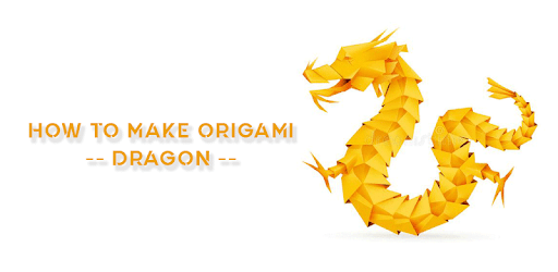 Origami Dragon | How to Make Origami Dragon | Easy Tutorial - YouTube | 250x512
