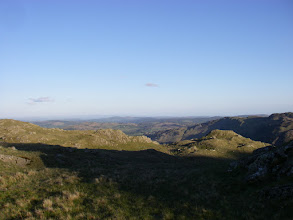 Photo: Up on Silver Howe in the evening.