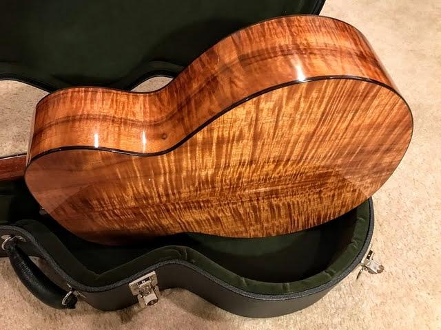 For Sale Or Trade Collings Sj Custom Koa German Rosewood Binding The Acoustic Guitar Forum