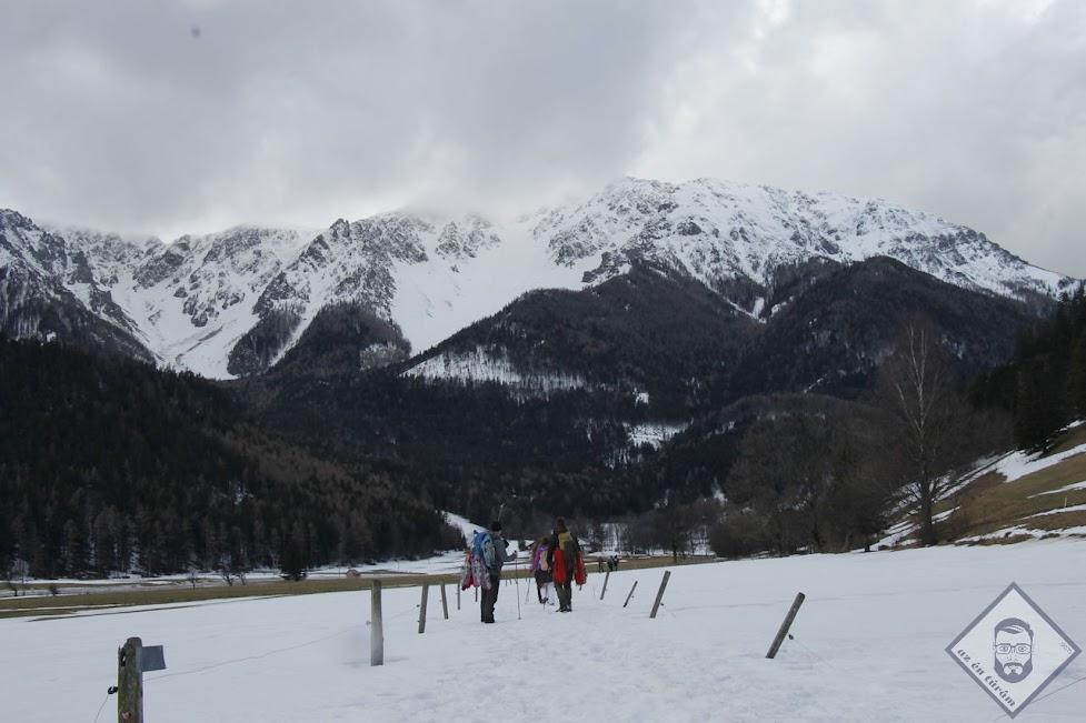 KÉP / Előttünk a Schneeberg