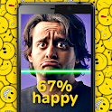 Photo scanner mood prank icon