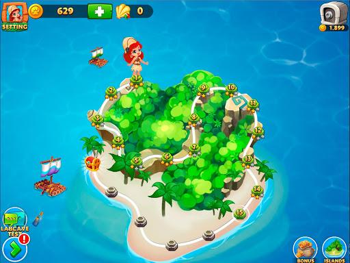 Solitaire Tripeaks - Lost Worlds Adventure 3.5 screenshots 12