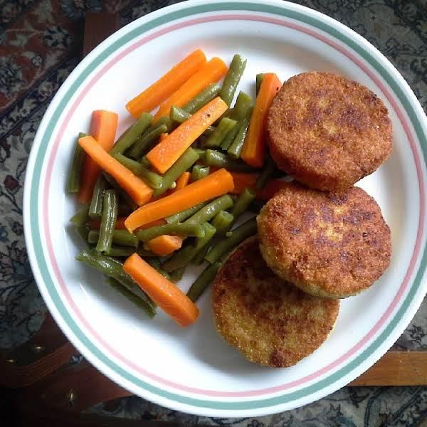 Easy Quinoa Patties Recipe