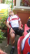 Photo: Tordesillas - it was a hard ride!