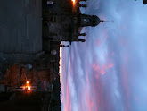 Photo: Sunset last evening