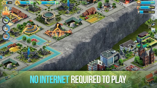 City Island 3 - Building Sim Offline Screenshot