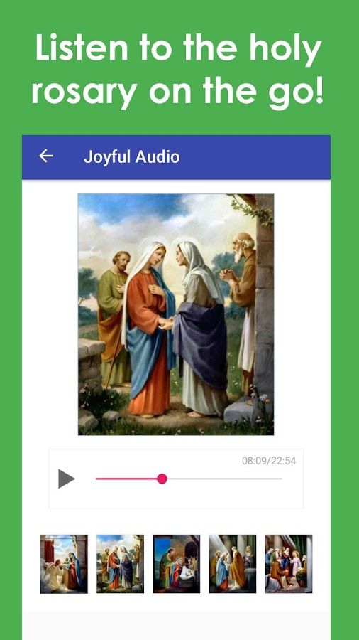 Holy rosary in malayalam audio