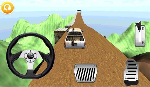 4x4 Hill Racing Games