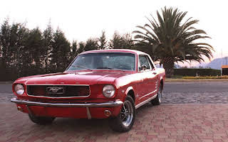 Ford Mustang Hard Top Rent Pichincha