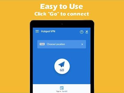 Hotspot VPN - Free Unlimited Fast Proxy VPN v1 0 8 (VIP) Apk