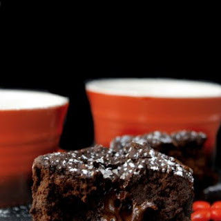 Black Bean Lava Cakes