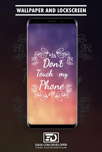 Download Dont Touch My Phone Wallpapers New Apk Full
