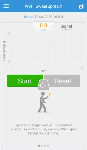 Wi-Fi SweetSpots screenshot 1