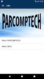 PARCOMPTECH- screenshot thumbnail