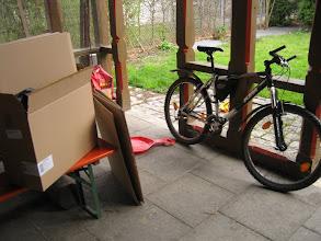 Photo: Wie aus einem Fahrrad ...