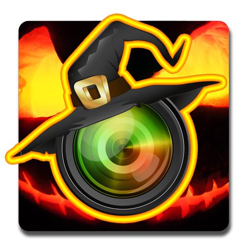 Real Halloween Camera Editor 遊戲 App LOGO-硬是要APP