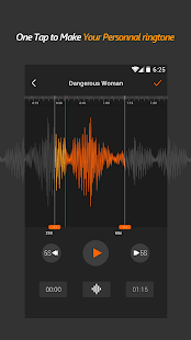 GO MP3 Cutter - Ringtone Maker - náhled