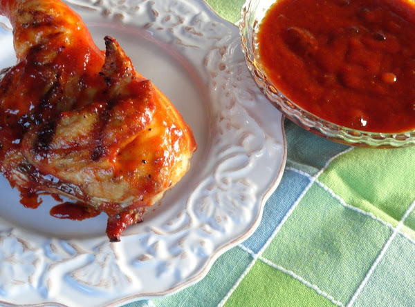 Apricot Barbecue Sauce For Grilling Recipe