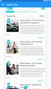 Car Insurance InformationApp Download For Android 6
