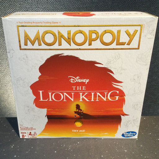Monopoly (The Lion King)
