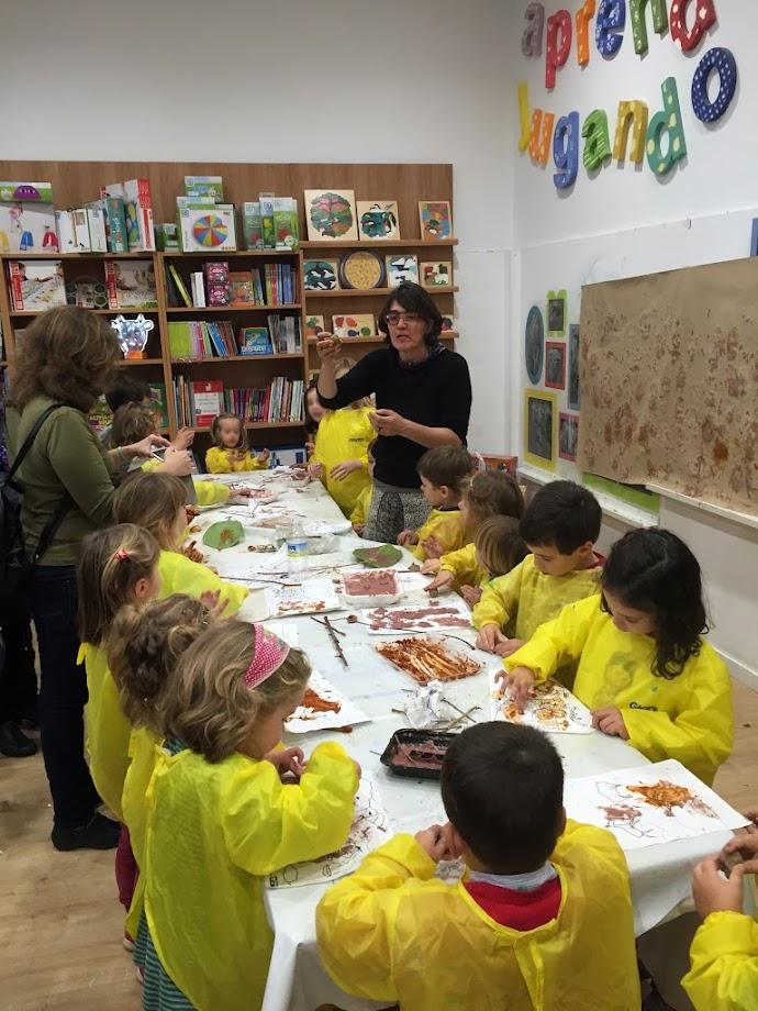 Foto Baobab aprender jugando Sevilla Aljarafe 12