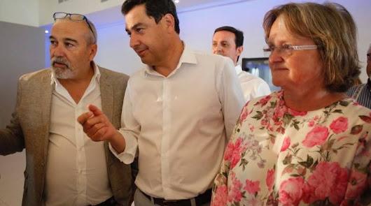 """AUAN:""""El nuevo gobierno en Andalucía es un cambio para bien"""""""