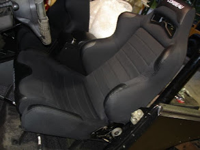 Photo: Corbeau Racing Seat