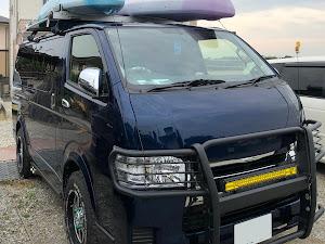 ハイエースバン  H31/4 4WD寒冷地仕様のカスタム事例画像 タニエースさんの2019年07月05日08:56の投稿