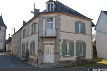 maison à Domeyrot (23)