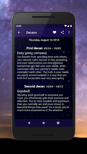 Libra ♎ Daily Horoscope 2019 by ADNFX Mobile Discovery