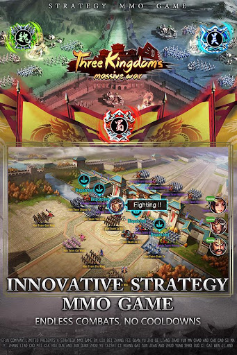 Three Kingdoms: Massive War - screenshot