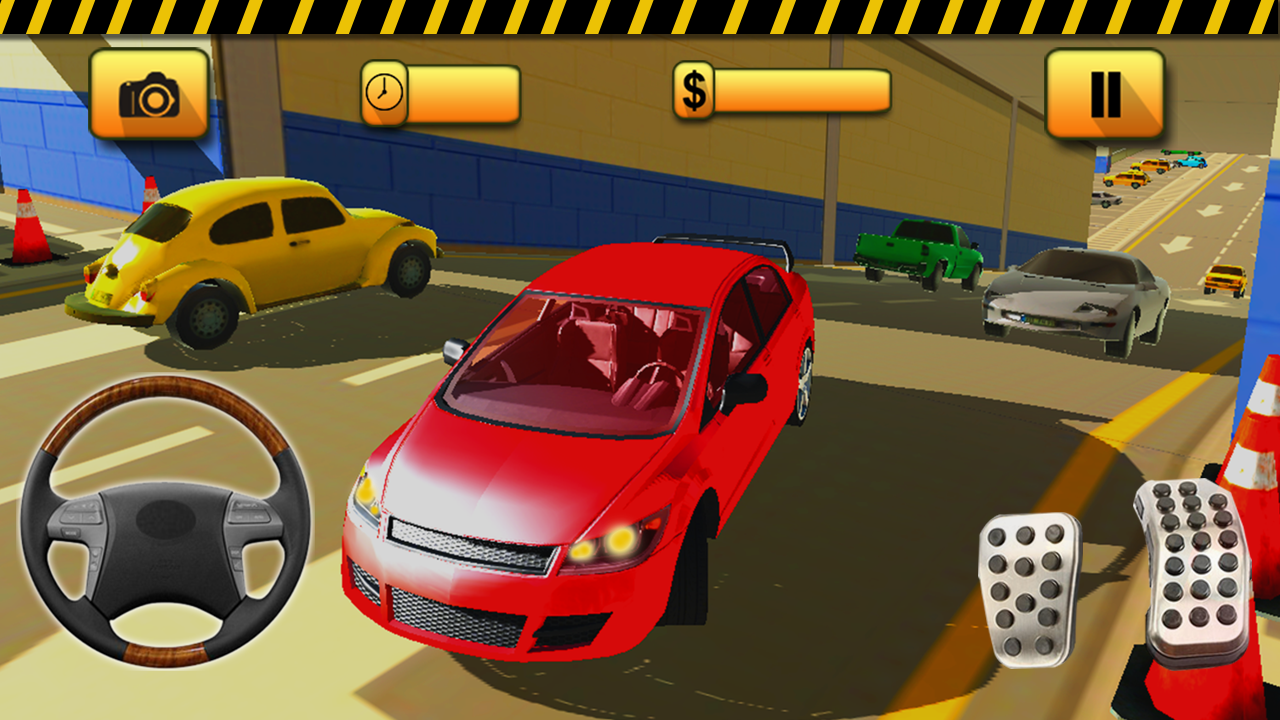 Car Parking Driving School Android Apps On Google Play