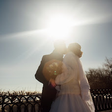Wedding photographer Andrey Saksonov (asaksonov). Photo of 09.03.2016