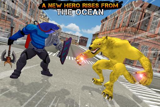 Requin humain: le nouveau héros monte  captures d'écran 5