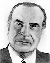 Photo: Président21 François Mitterand (1981 - 1995)