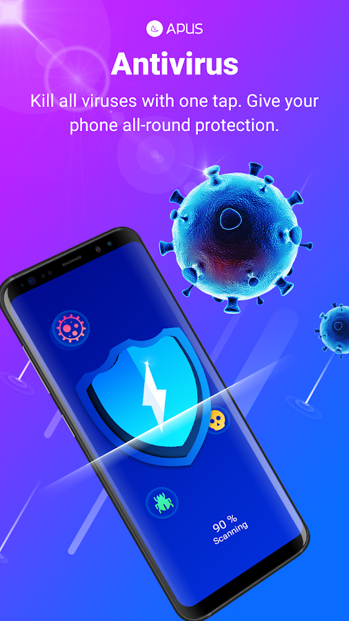 Android Phone Virus Scan