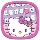 Hello Kitty Keyboard Theme icon