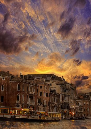 Venice by Agung Hendramawan - City,  Street & Park  Vistas