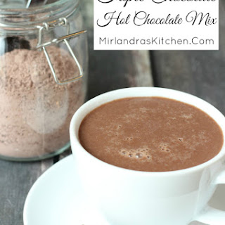 Triple Chocolate Hot Chocolate Mix.