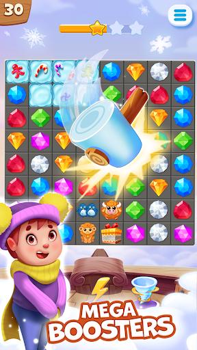Pirate Treasures - Gems Puzzle captures d'u00e9cran 2