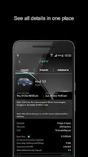 Revv - Self Drive Car Rental- screenshot thumbnail