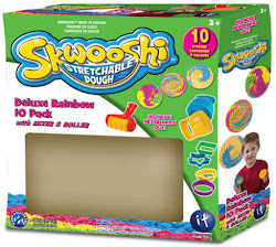 Skwooshi Rainbow and Colour Mixer Set - Pack of 10