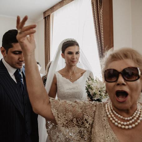 Свадебный фотограф Даниил Кандеев (kandeev). Фотография от 08.10.2018