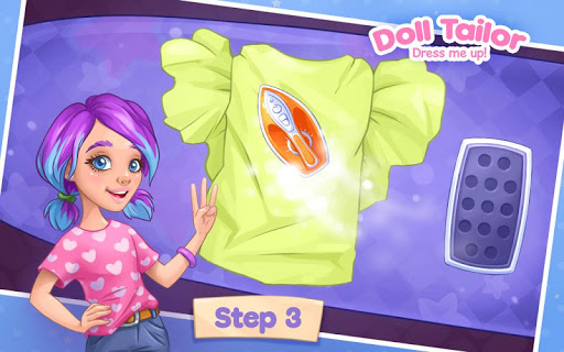 Fashion Dress up games for girls. Sewing clothes 4.0.7 screenshots 3