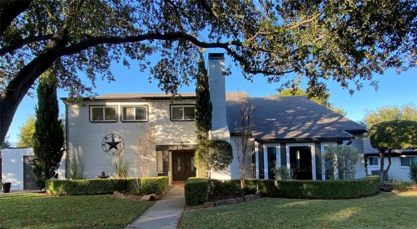 Single family home in Plano, TX