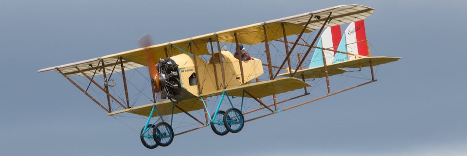 caudron G3 pull barnstormer amicale jean baptiste salis avion pull