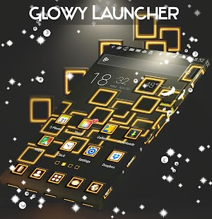 Glowy Launcher - náhled