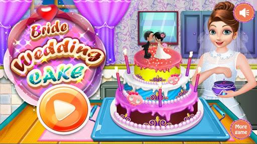 신부 웨딩 케이크 게임